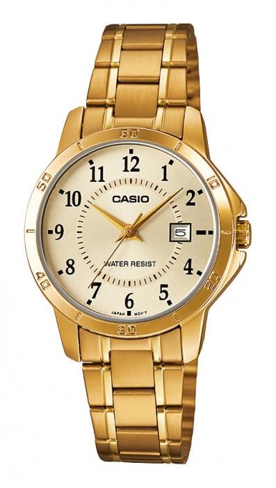 Женские часы Casio LTP-V004G-9B