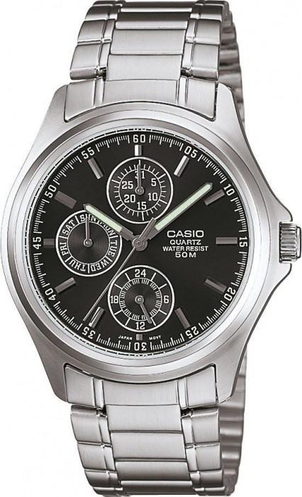 Мужские часы CASIO MTP-1246D-1A