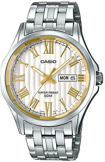 Мужские часы CASIO MTP-E131DY-7A