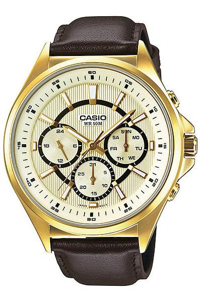 Мужские часы CASIO MTP-E303GL-9A