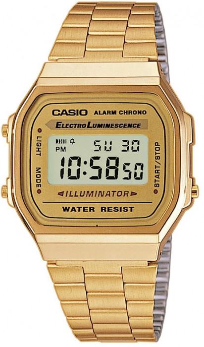 Мужские часы Casio A168WG-9EF
