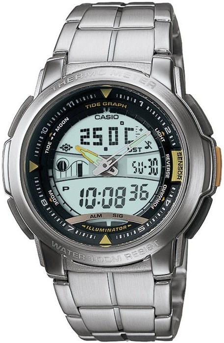 Мужские часы CASIO AQF-100WD-9BVEF