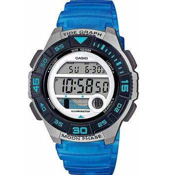 Мужские часы Casio LWS-1100H-2AVEF