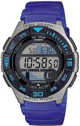 Мужские часы Casio WS-1100H-2AVEF