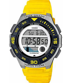 Мужские часы Casio LWS-1100H-9AVEF