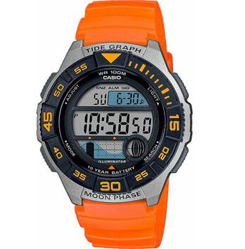 Мужские часы Casio WS-1100H-4AVEF