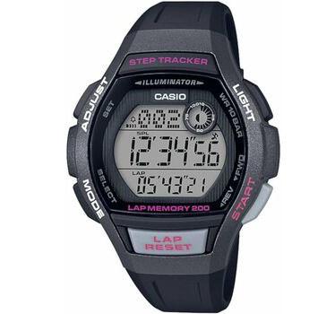 Женские часы Casio LWS-2000H-1AVEF