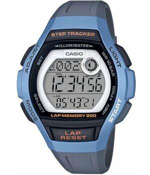 Женские часы Casio LWS-2000H-2AVEF