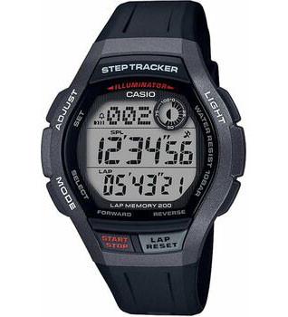 Мужские часы Casio WS-2000H-1AVEF