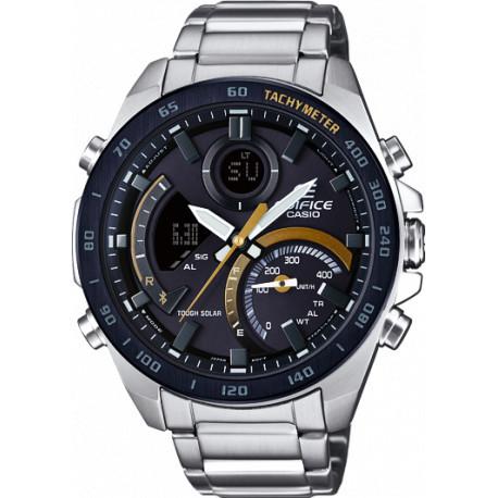 Мужские часы Casio Edifice ECB-900DB-1CER