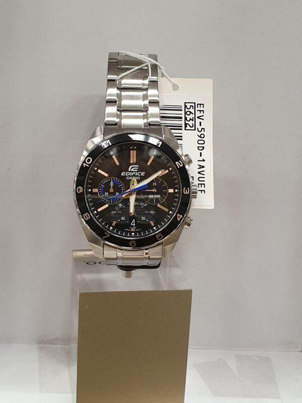 Мужские часы CASIO EDIFICE EFV-590D-1AVUEF